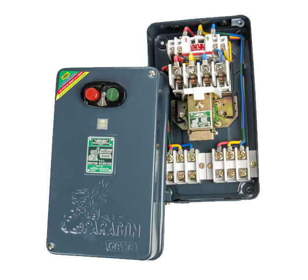 Submersible pump control panel thermal overload relays for Motor starter control panel