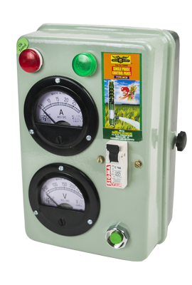 MCB Type Single Phase Submersible Control Panel